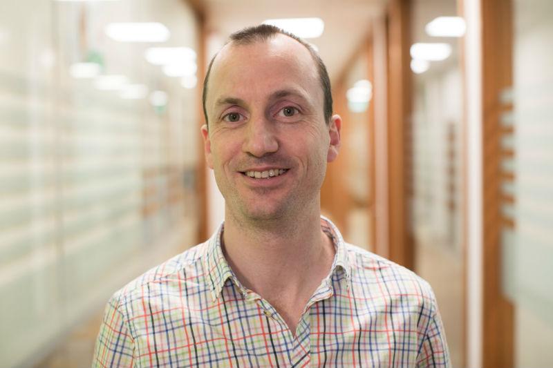 Aidan Casey, CTO, DesignWizard.